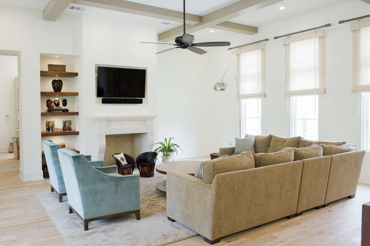 Nichols builds most of her custom homes in Terrell Hills, Olmos Park, and Alamo Heights.