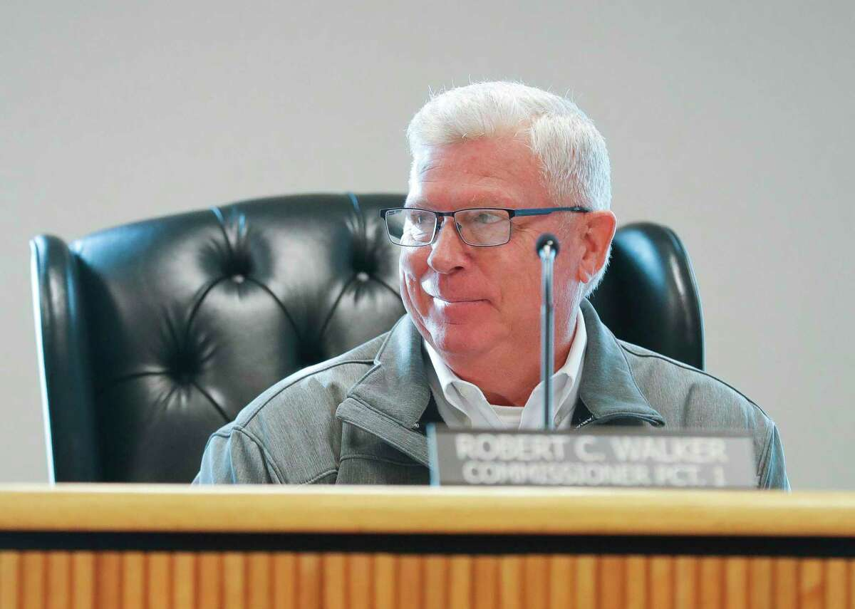Montgomery County Precinct 1 Commissioner Robert Walker along with fellow court members finalized his appointments to the county's new towing advisory board.