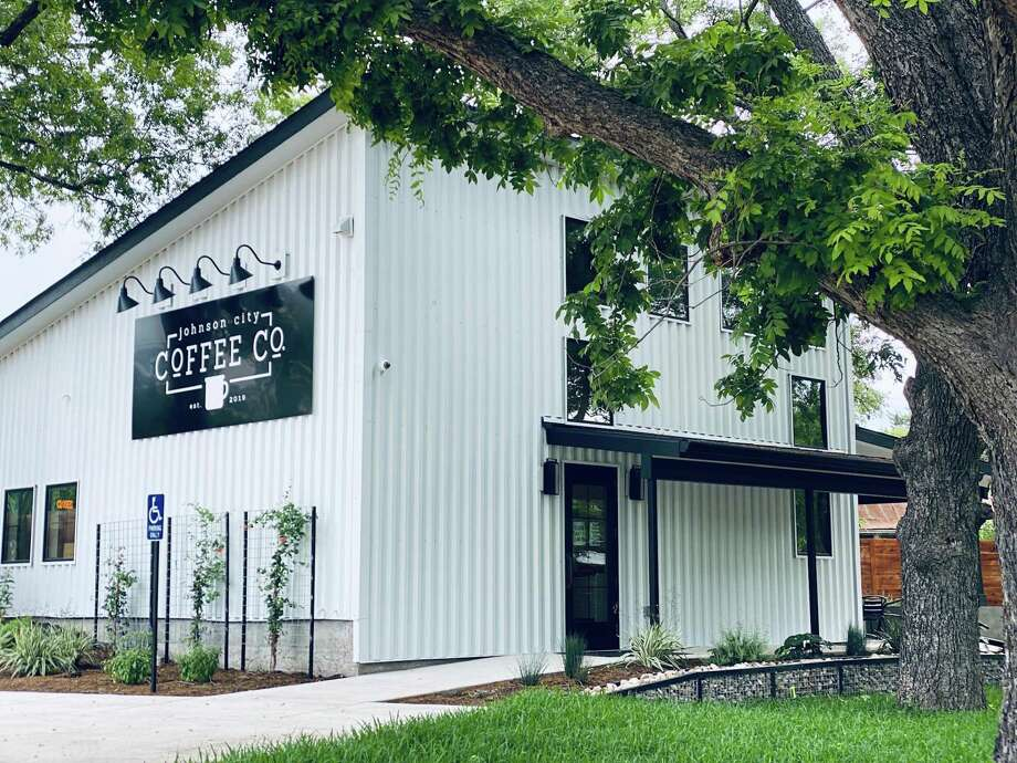 Opened in May 2020, Johnson City Coffee Co. is the perfect place to grab coffee and a bite before a day of wine tasting. Photo: Johnson City Coffee Co.