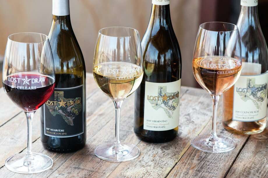 Lost Draw Cellars makes vibrant wines from varieties like Albariño, Roussanne, Zinfandel and Syrah. Photo: Lost Draw Cellars / MADELINE BURROWS
