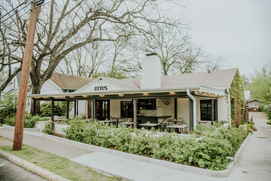 Through food, drink and atmosphere, Otto's pays homage to the Texas Hill Country's German roots. Photo: Otto's