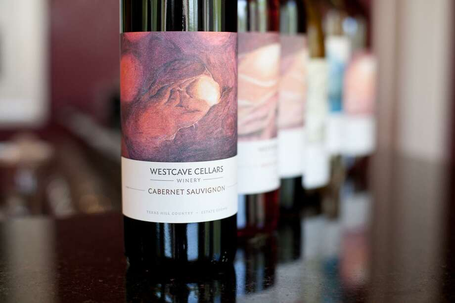 Westcave Cellars initially opened in 2011 near Hamilton Pool Preserve, but relocated to their Johnson City tasting room in December 2019. Photo: Westcave Cellars Winery