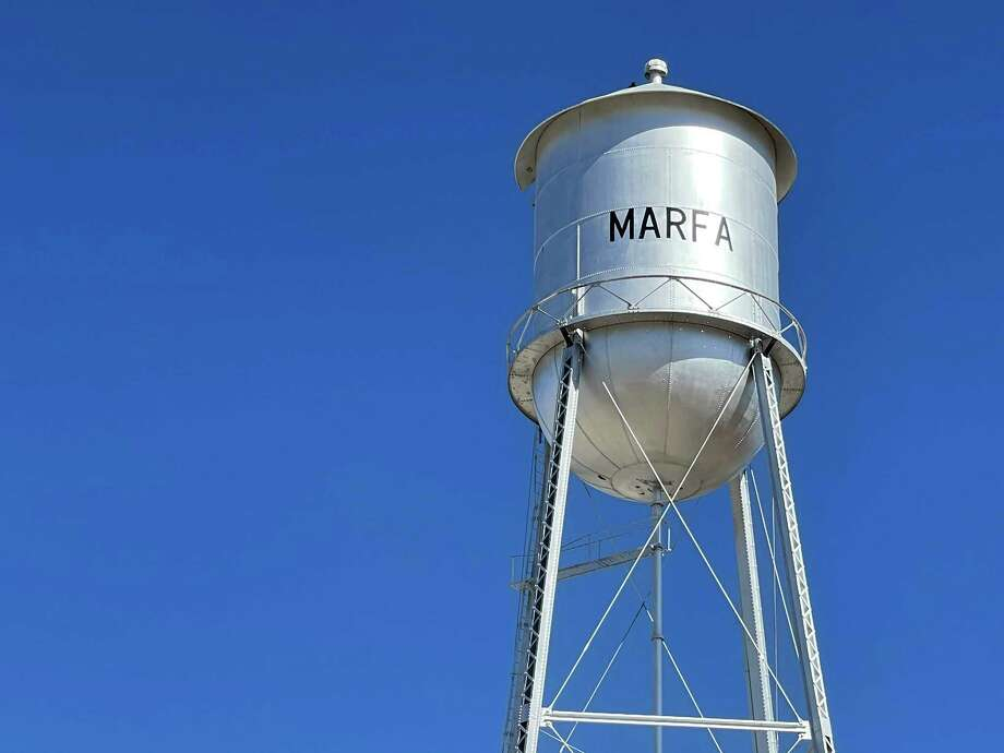 Scenes from Marfa on a road trip to West Texas. Photo: Melissa Aguilar