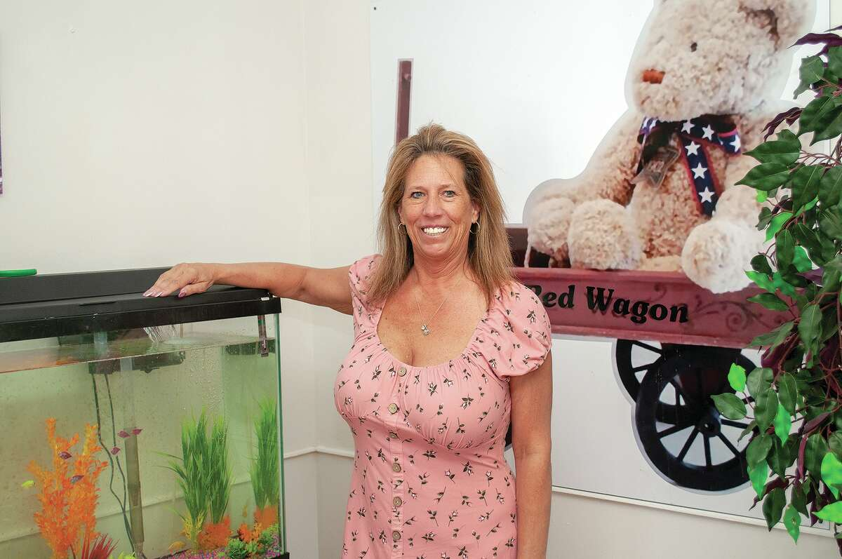 Janene Purdon-Menke, owner and operator of The Little Red Wagon day care center, has been passionate about working in childcare since she was 21. She has opened The Little Red Wagon, offering day care services from 6 a.m. to midnight.