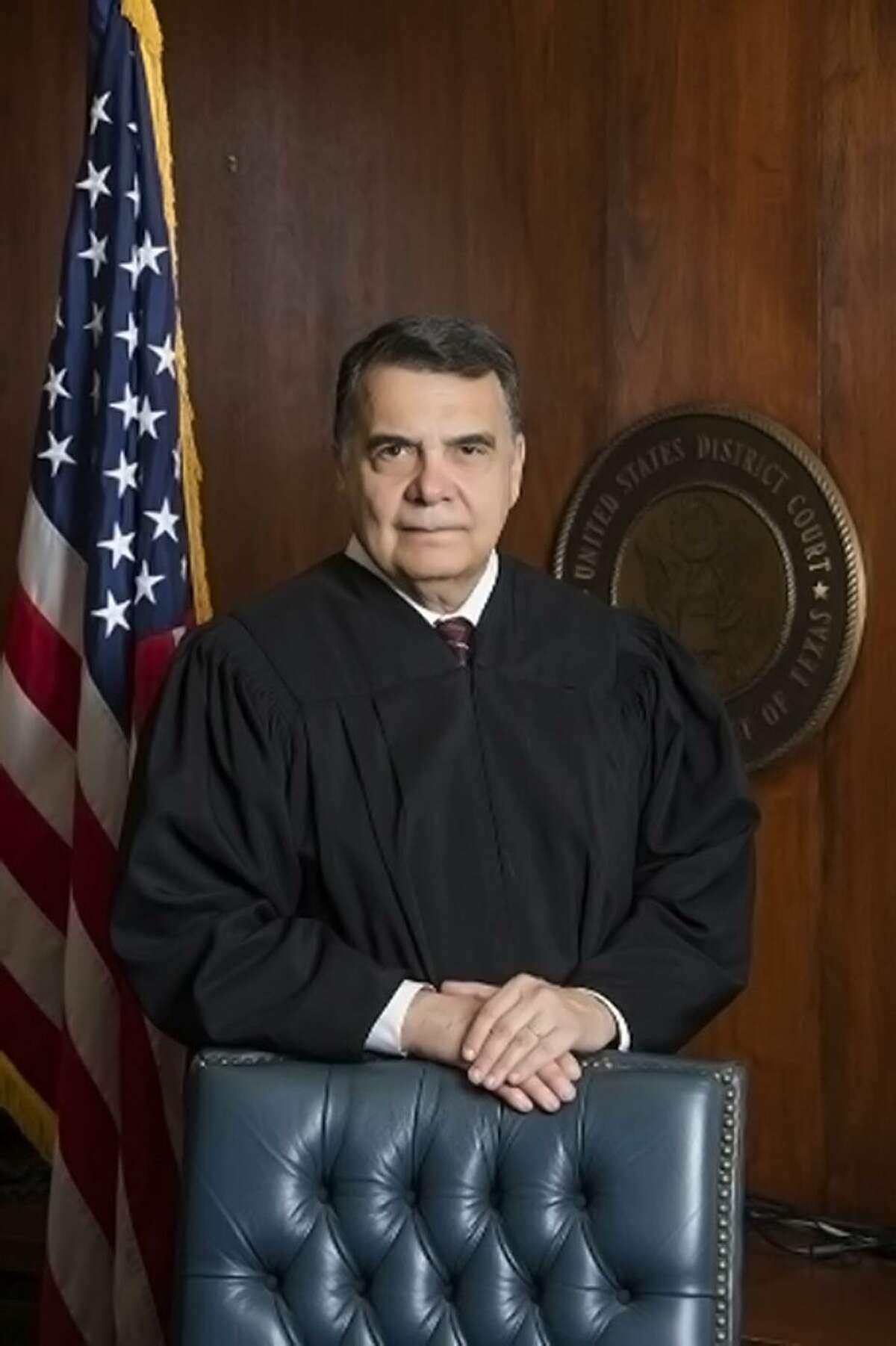 U.S. District Judge Orlando Garcia.
