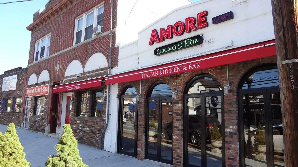 Amore Cucina & Bar in Stamford, Conn.