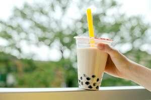 bubble tea (also known as pearl milk tea, bubble milk tea, black pearl ice tea, tapioca tea, tapioca milk tea, tapioca drink or boba)