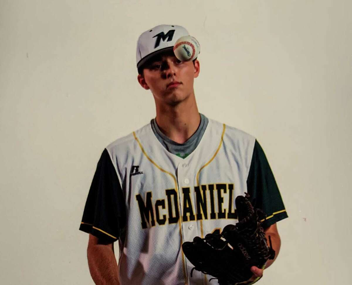 Santino DeFilippo has found a home playing baseball at McDaniel College.