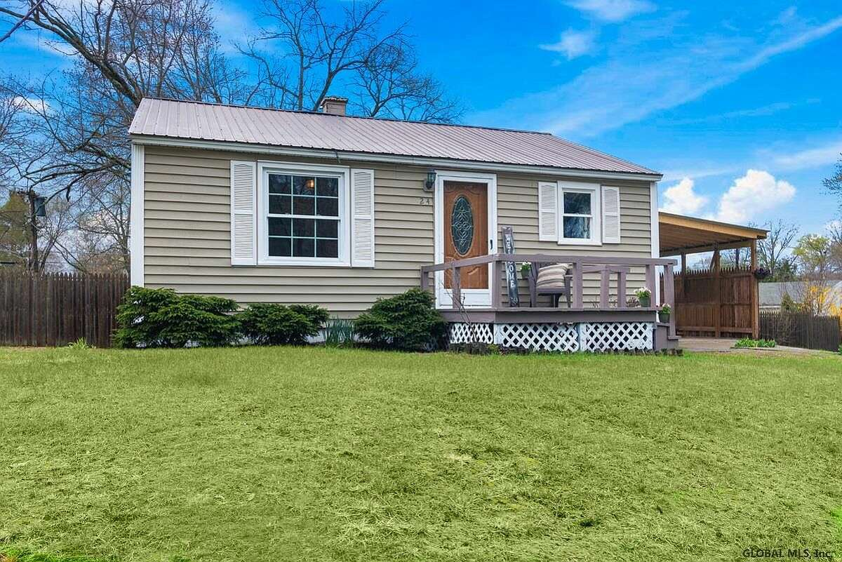 $159,000. 24 East Road, South Glens Falls, 12803.View listing.