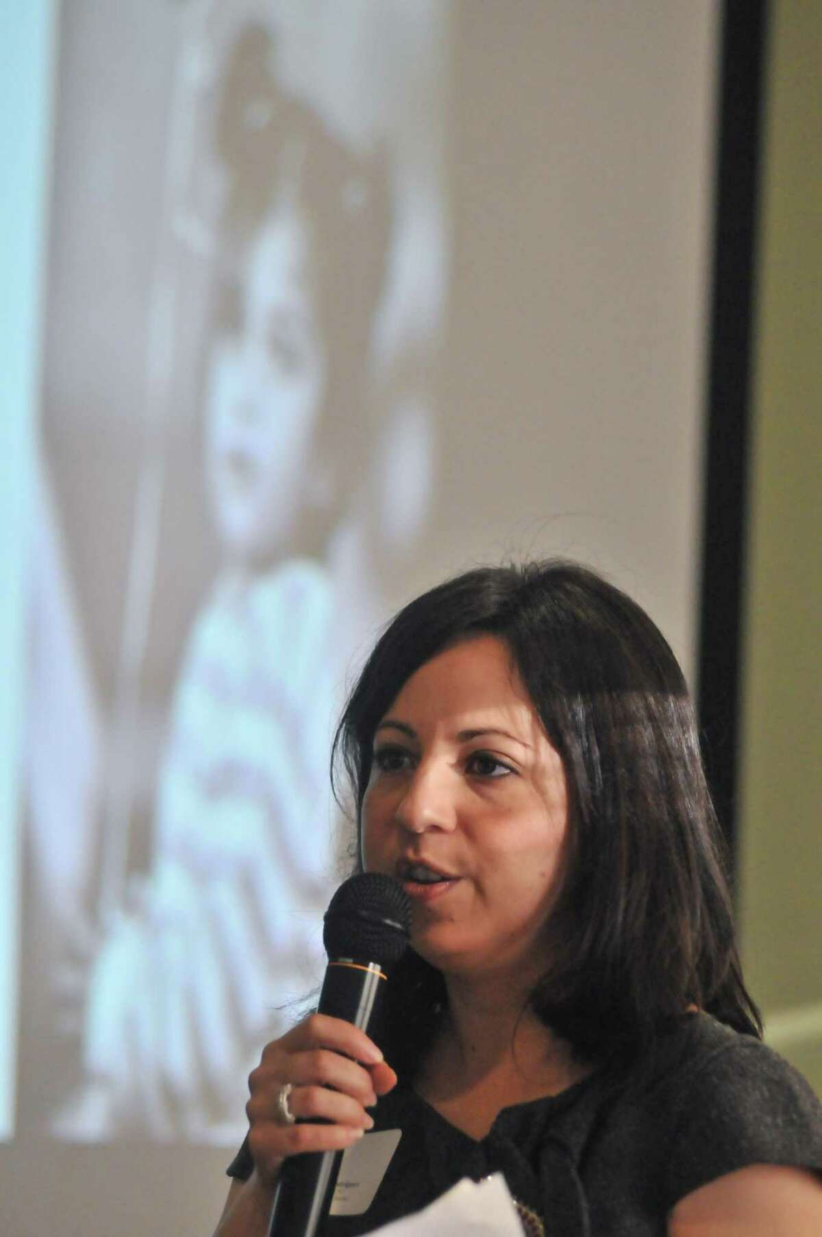Annette Rodriguez is president and CEO of the Children's Shelter.