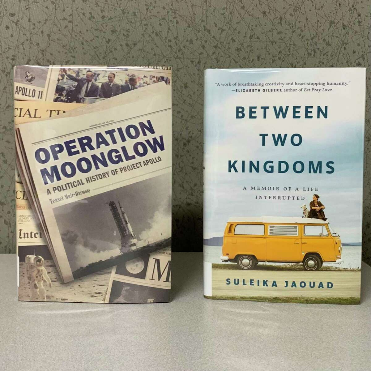 """""""Between Two Kingdoms: A Memoir of a Life Interrupted"""" by Suleika Jaouad is a memoir of a young woman just starting out, only to be brought up short by a cancer diagnosis. After working so hard to survive, the author now tells her story on beginning to live again. (Courtesy photo)"""