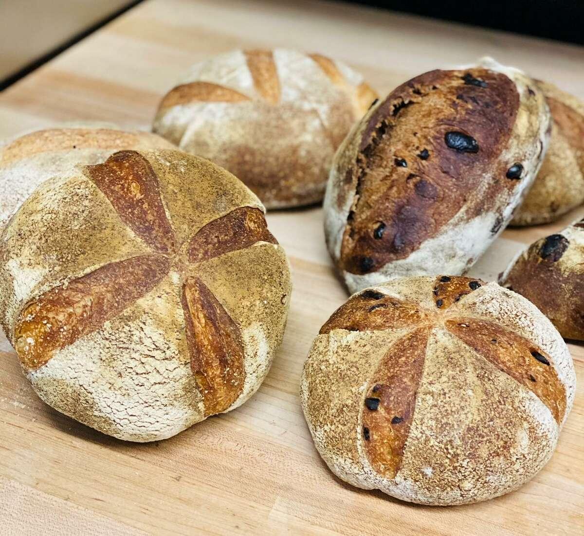 Toscano Bros., a new bakery from Tony Gemignani of Tony's Pizza Napoletana, will serve sourdough loaves and other fresh bread.