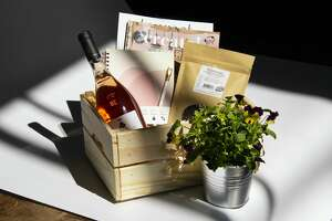 Mother's day gift set from Big Little News.