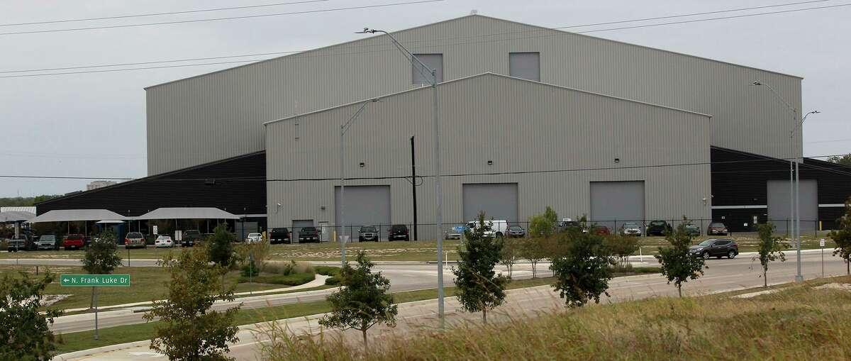 This is GDC Technics at Port San Antonio Wednesday November 12, 2014.