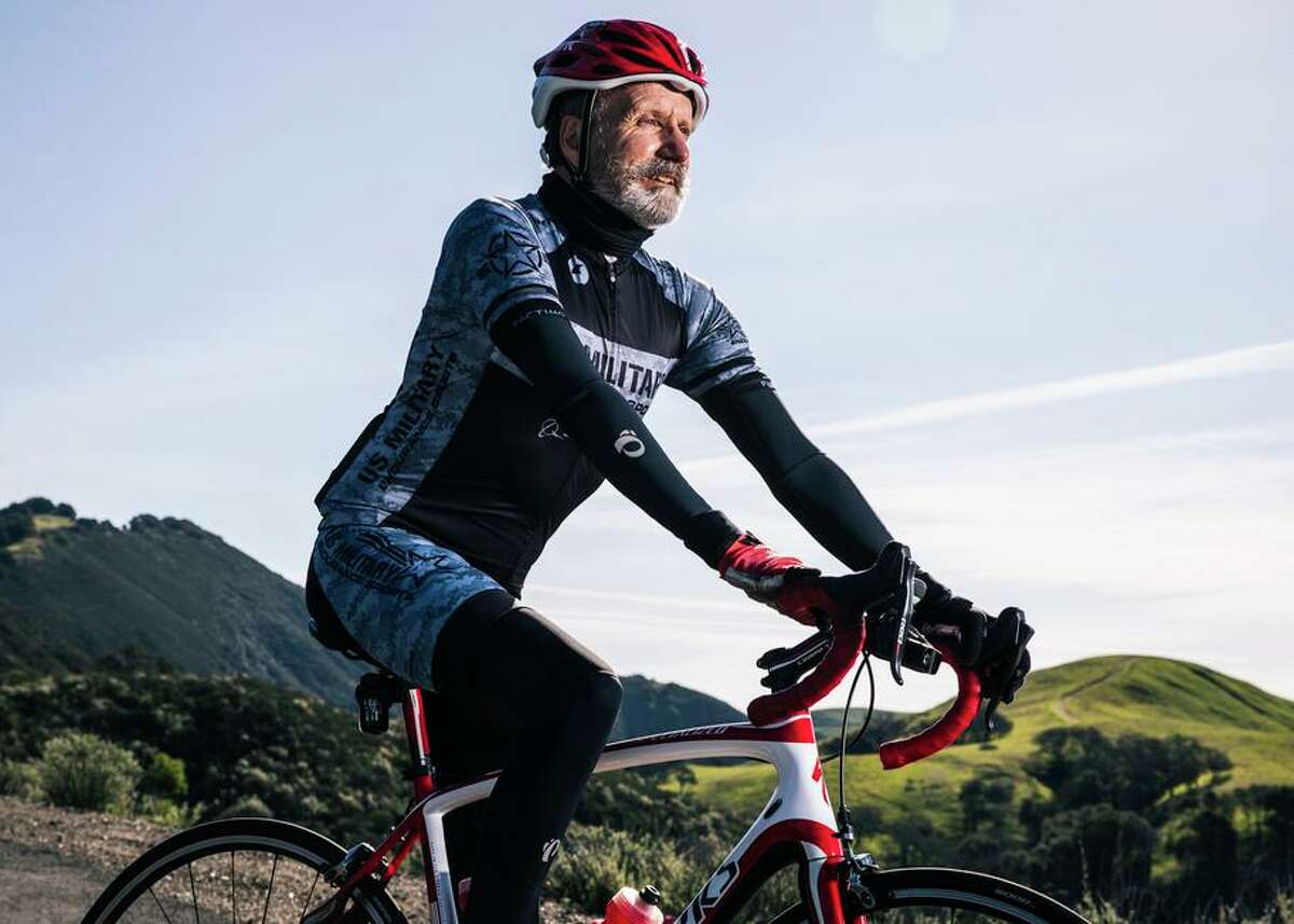"""Alan Kalin, president of the Mount Diablo Cyclists, a club with 1,300 members, worries about road rage. """"Everything's fine out there on the road, then suddenly, it goes sideways."""""""