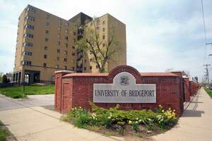 Bodine Hall, on the campus of the University of Bridgeport.