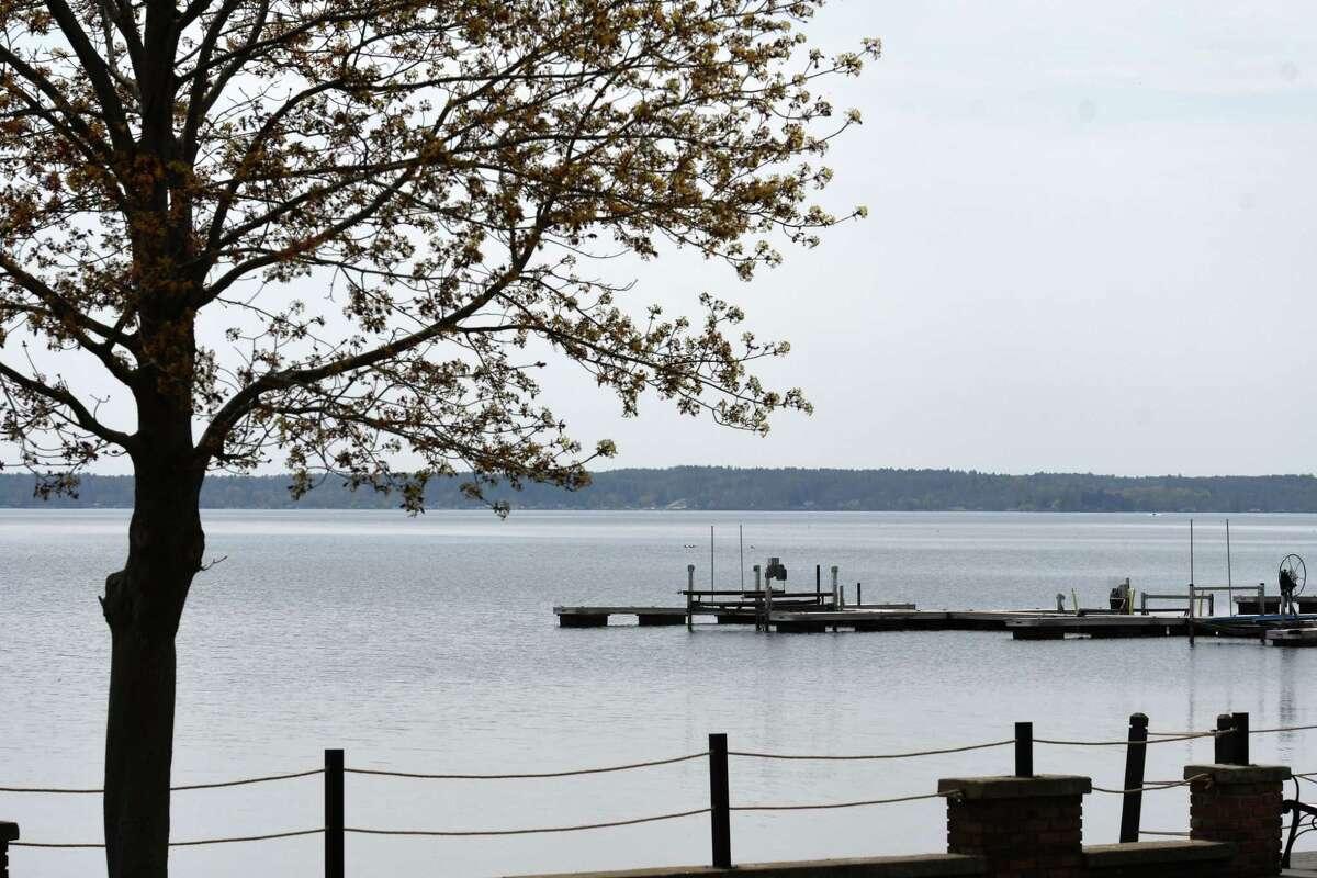 Ian Gerber, 20, was killed in a boating incident on Saratoga Lake July 4, 2021. (Lori Van Buren/Times Union)