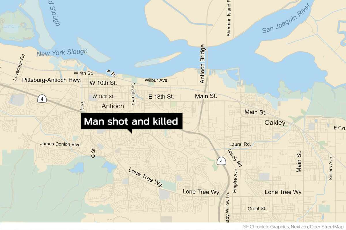 A 52-year-old Antioch man was shot and killed Wednesday in what police said appeared to be a dispute between a landlord and tenant. Police responded to a report of a man who had been shot at a residence on the 3300 block of Garrow Drive at about 10:49 a.m.