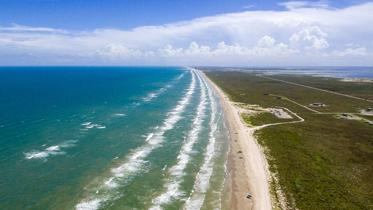 McMullin, a real estate broker of Port Aransas Realty and Mustang Island Realty