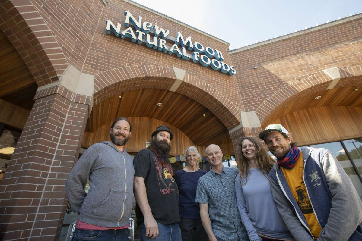 Kevin Kremler, Peter Maloney, Tammy Graham, Pete Sherman, Davi Heinz , Billy Griffin - The Long term employees and New Moon Natural Foods in Truckee, CA