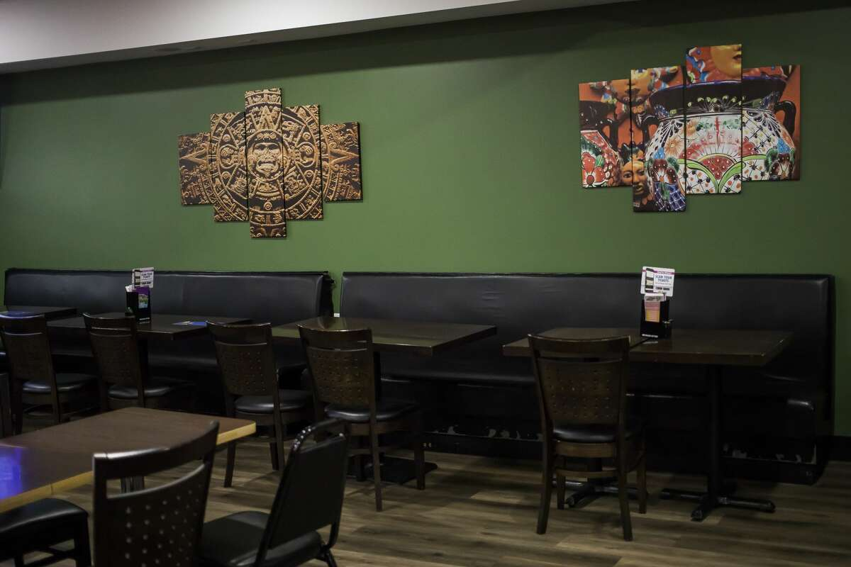 The Taste of Midland, a new Tex-Mex restaurant located at 3001 S. Saginaw Road in Midland, celebrates its opening day Thursday, April 20, 2021. (Katy Kildee/kkildee@mdn.net)