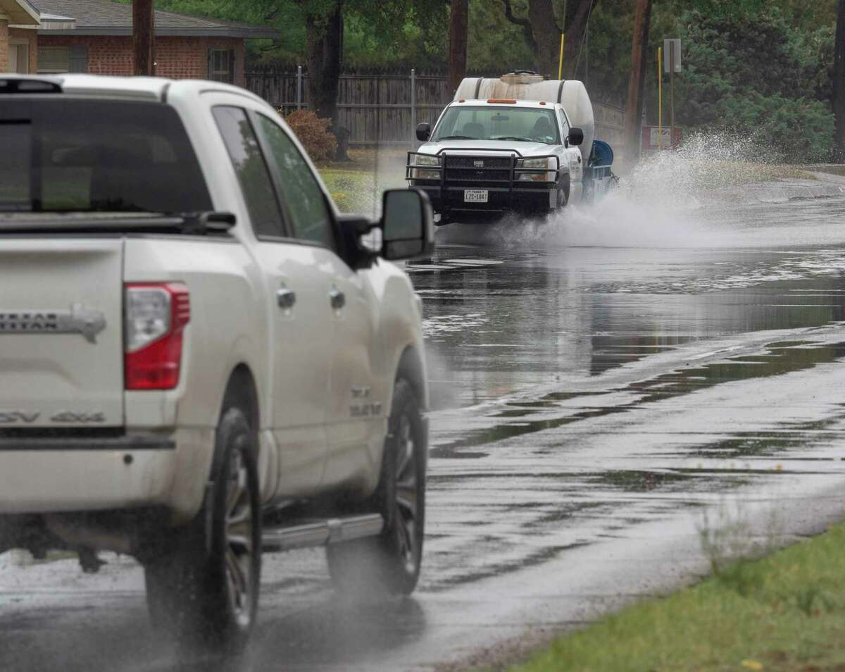 The National Weather Service reported 0.23 inch through noon Wednesday. That raises the total since June 1 to 6.92 inches and the total this year to 12.41 inches. The total this year is around 5 inches greater than normal through July 29.