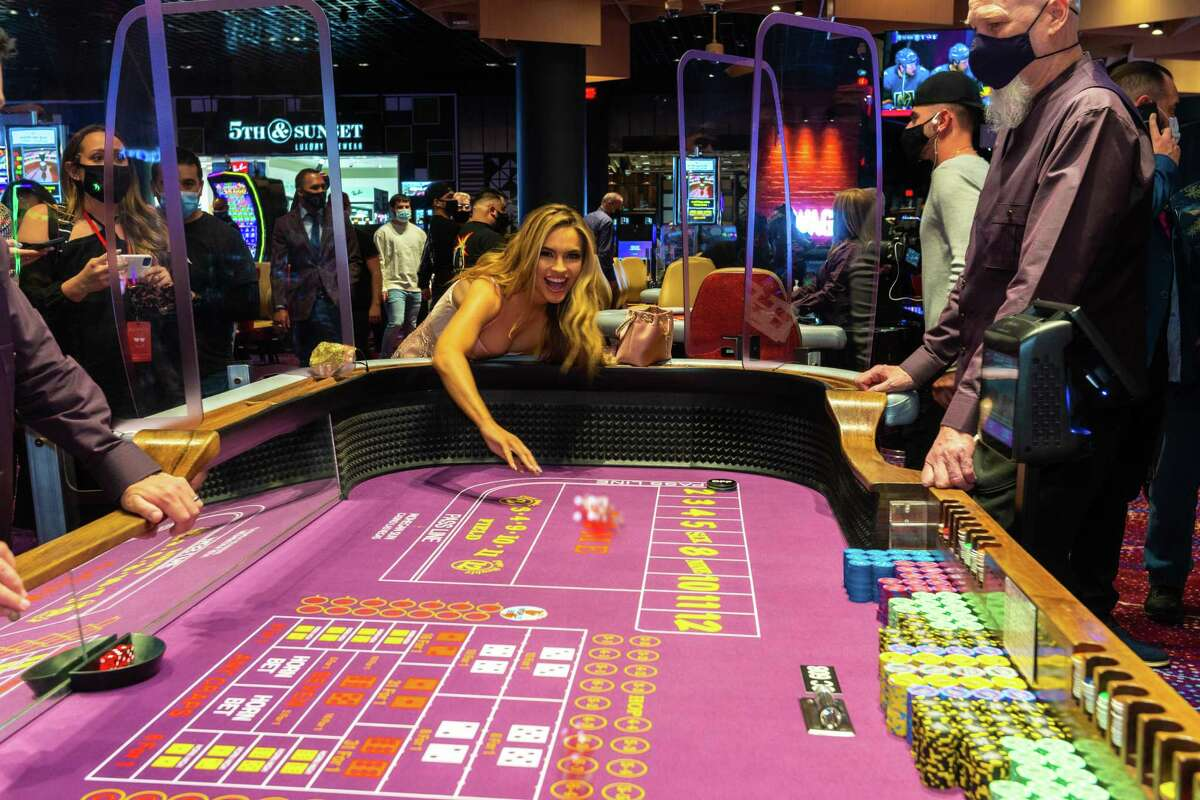 Mohegan Sun Casino at Virgin Hotels Las Vegas officially opened in March with more than 650 slot machines and 50 table games.