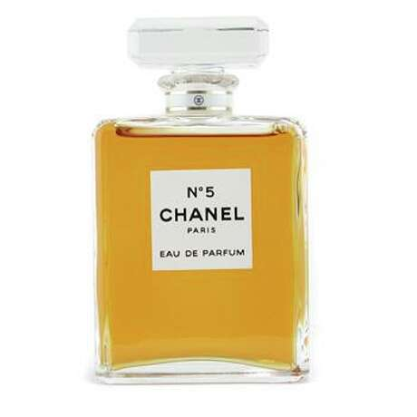 Chanel No. 5 perfume celebrates the 100th anniversary of its creation in 2021.