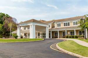 The Benchmark Senior Living facility at Ridgefield Crossings is at 640 Danbury Road in Ridgefield.