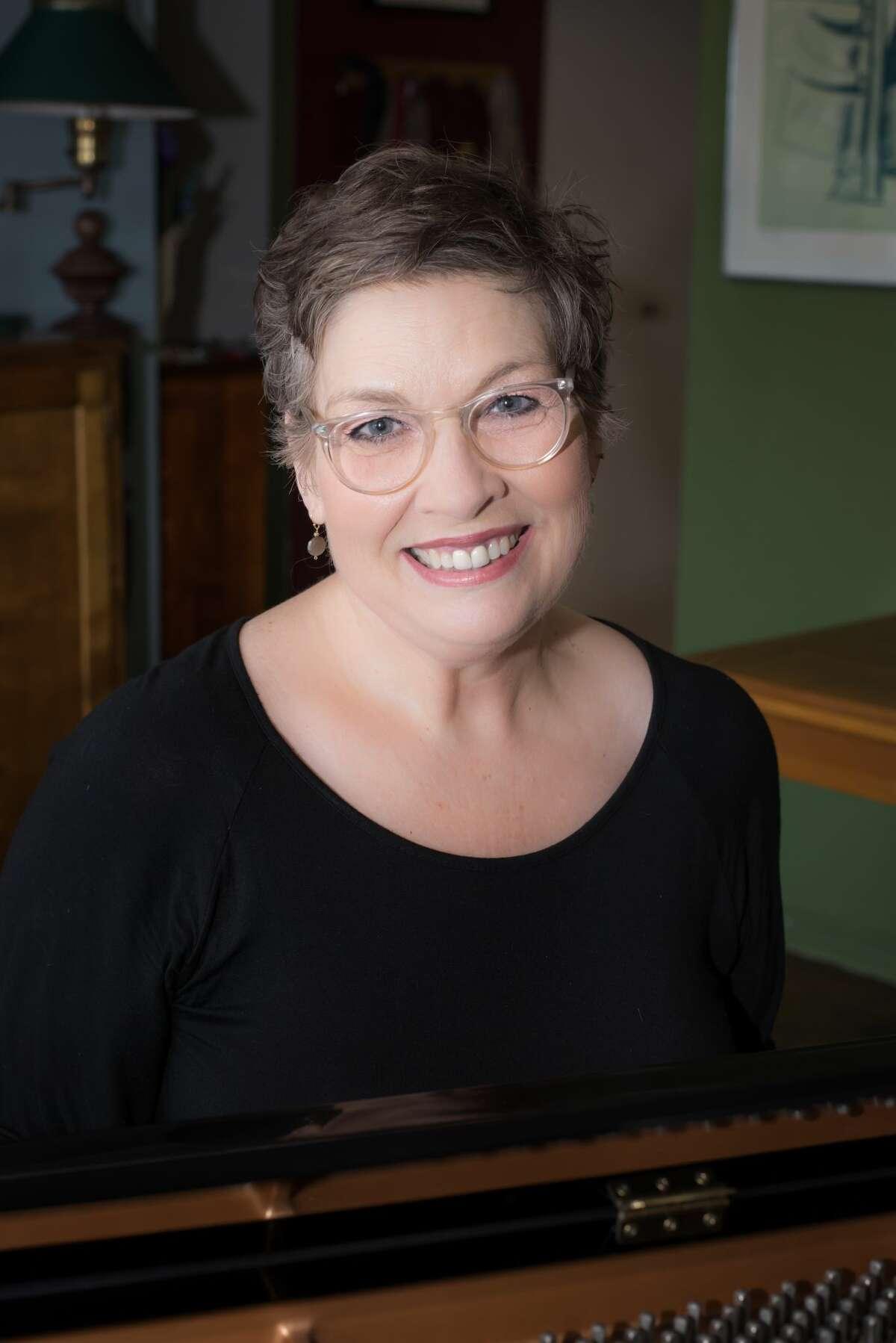 """Laura Bergquist, conductor for """"Man of La Mancha."""" (Courtesy: Opera Saratoga)"""
