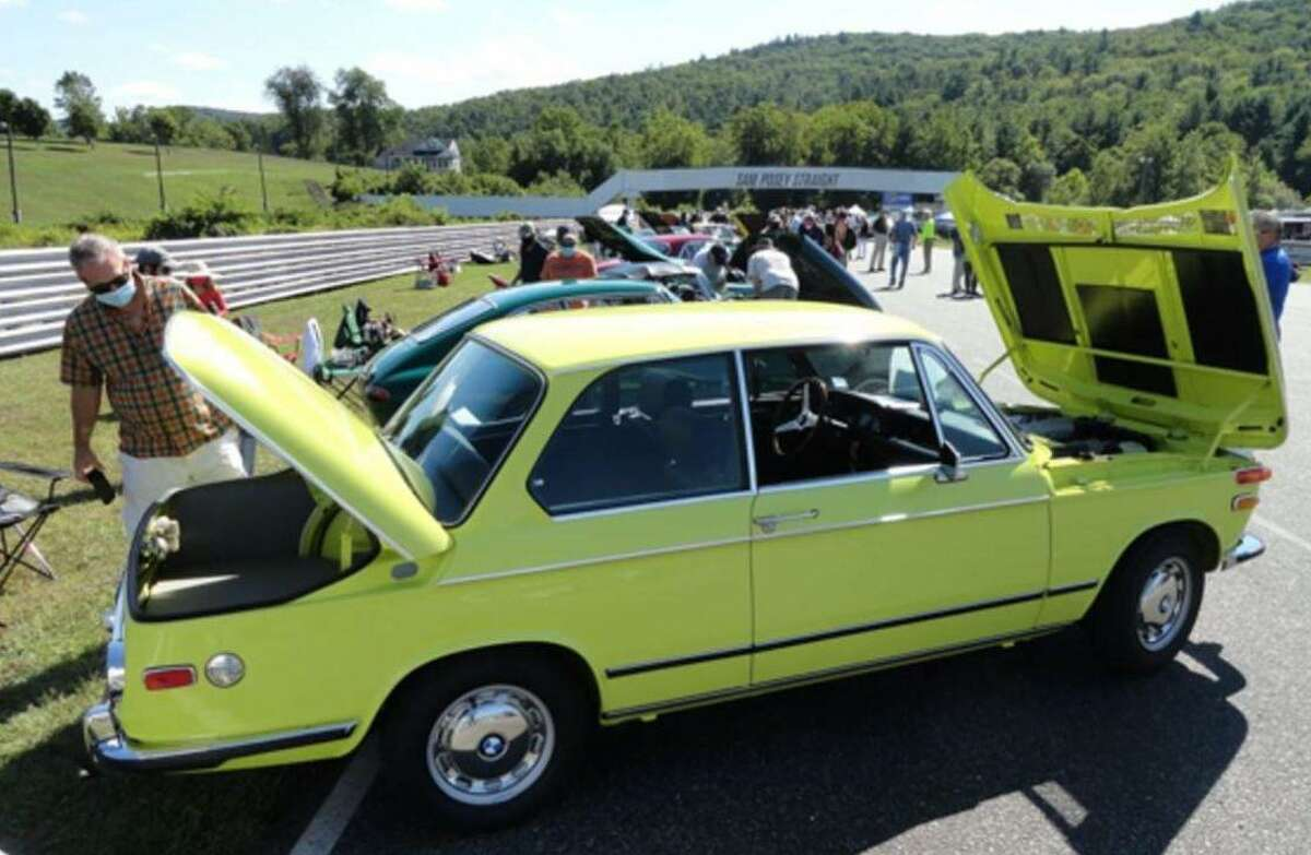 Lime Rock Park's annual Historic Festival runs from Sept. 2-6 at the park in Lakeville. In addition to three days of vintage racing, Sunday in the Park, The Lime Rock Concours, will again host a collection of classic, sports and competition cars arrayed along the Sam Posey Straight. Sunday will also include the Gathering of the Marques, where hundreds of enthusiasts can display their favorite rides all around the track. Porsche collector Steve Harris is showing his collection as part of the weekend.