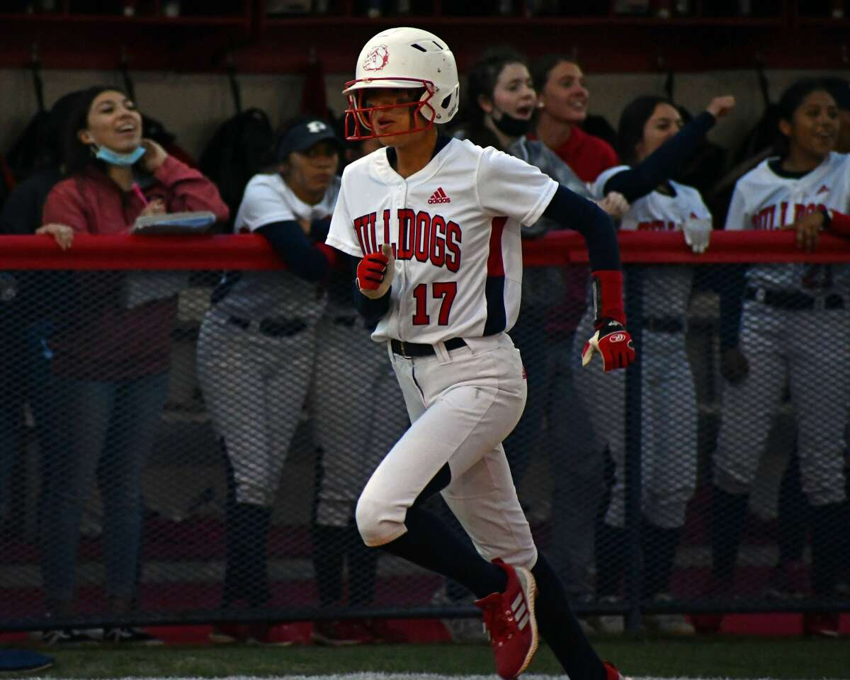 Plainview hosted Lubbock Monterey in a Class 5A bi-district softball playoff game on Thursday at Lady Bulldog Park. It was the first playoff game for the Lady Bulldogs since 2015.