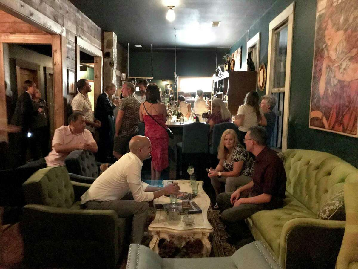 Pastiche is located at 1506 E. Houston St. It closed in January for a reset but should open again in the coming weeks.