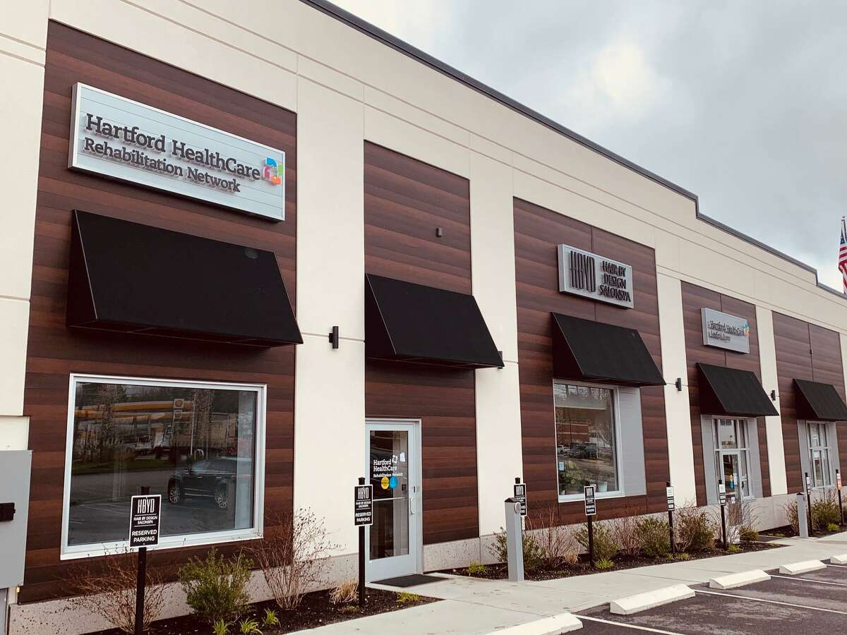 Charlotte Hungerford Hospital and Torrington Lions Club Low Vision Center, now at SkyTop Plaza on East Main Street, Torrington, offers help to patients with sight limitations.