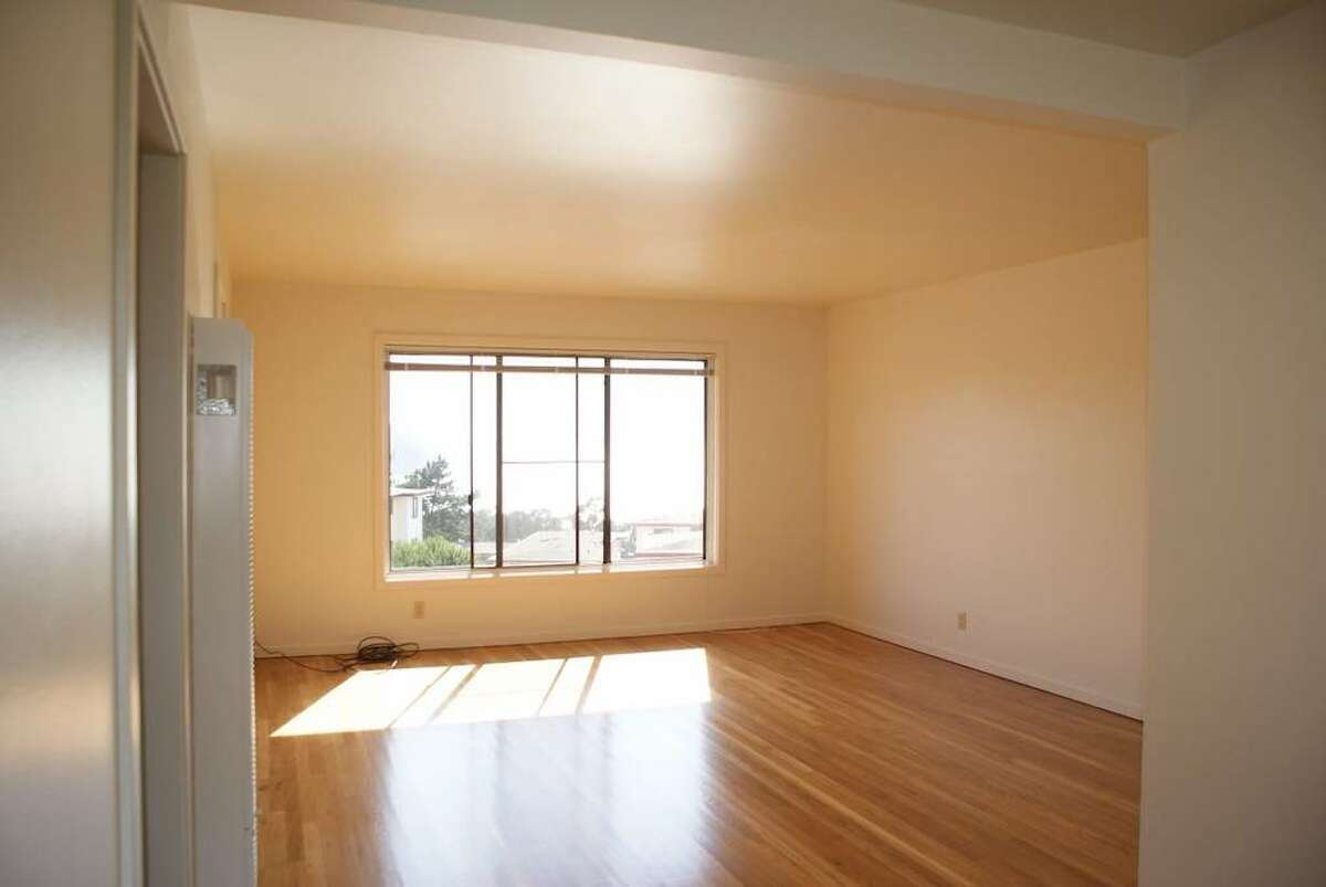 Both bedrooms have closets and are fairly spacious and have large windows.