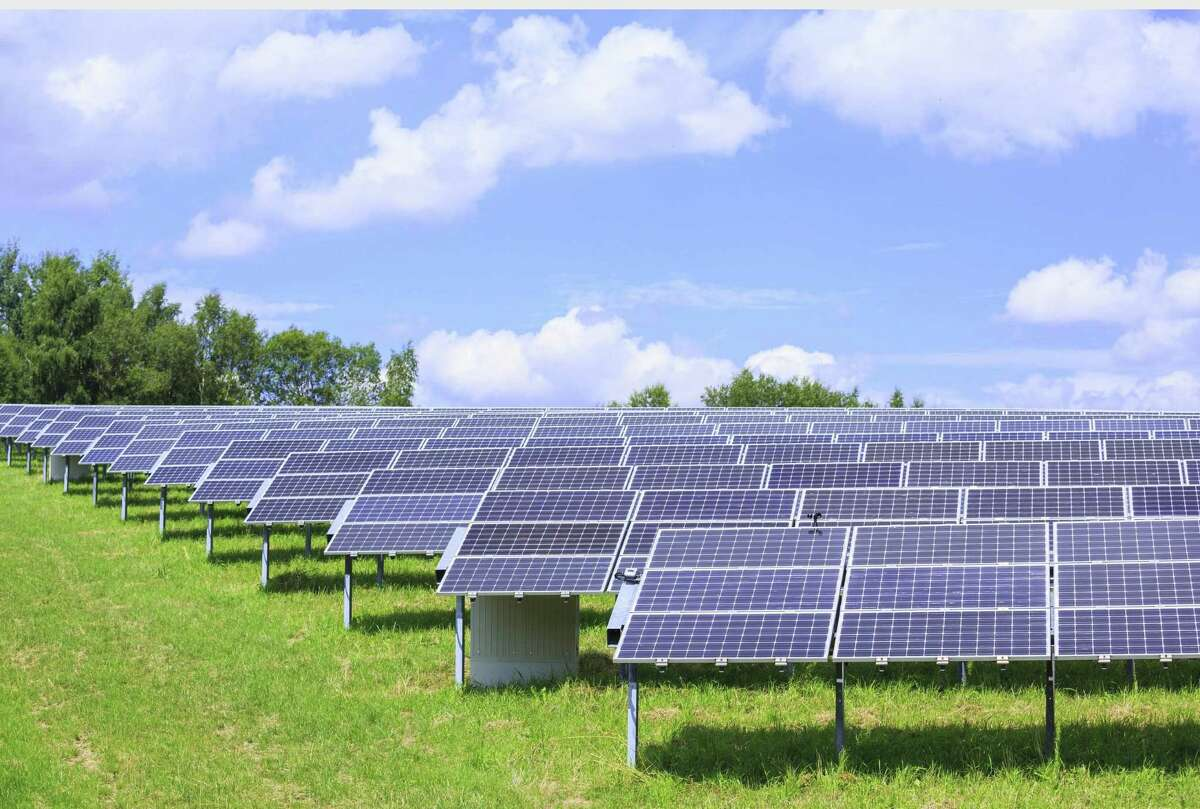 Total, the French oil major, is developing solar farms in the U.S., including in Texas.