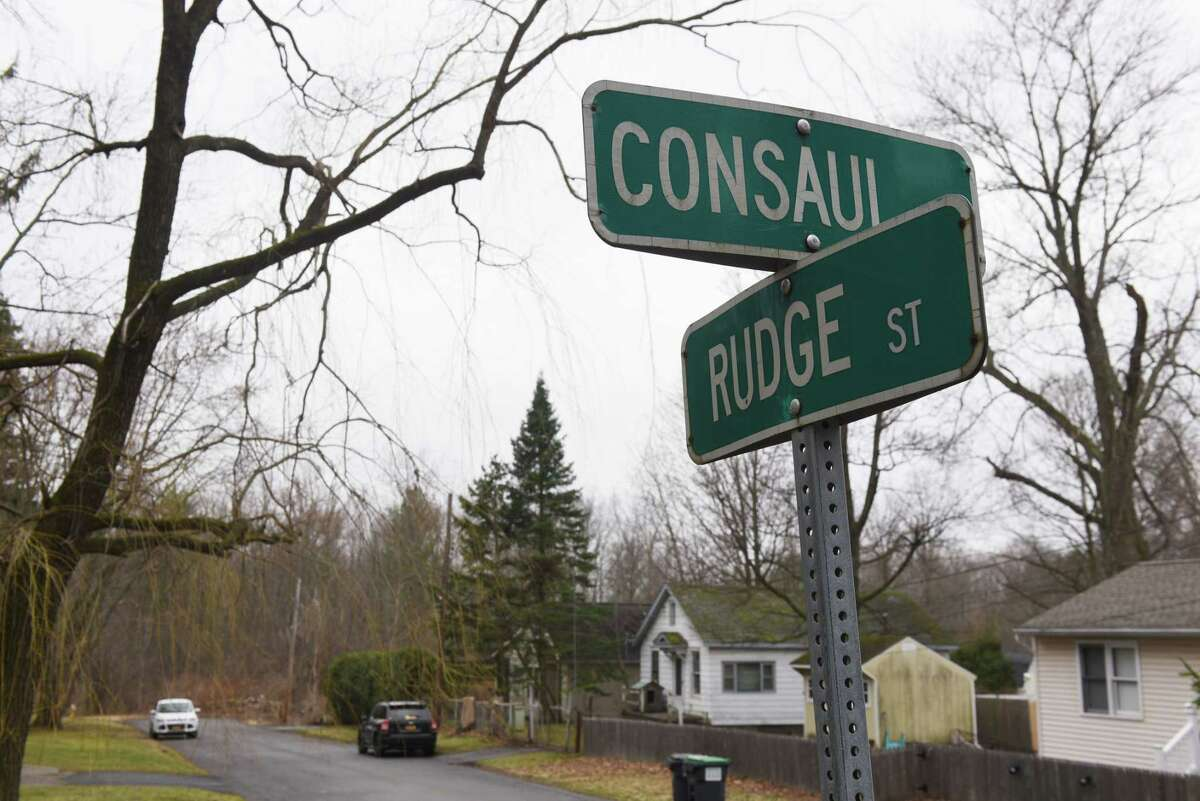 Skeletal remains and clothing with Michael Hawkins' ID in a pocket were found in woods at the bottom of a dead-end street off of Consaul Road in Niskayuna in March 2021. A belt was still hanging from a tree. Police suspect Hawkins killed himself long ago.