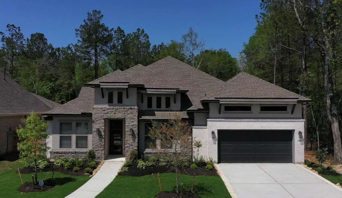 This 3,681-square-foot home was built by Coventry Homes and is located at 15261 Hemingway Heights Drive, in Artavia.