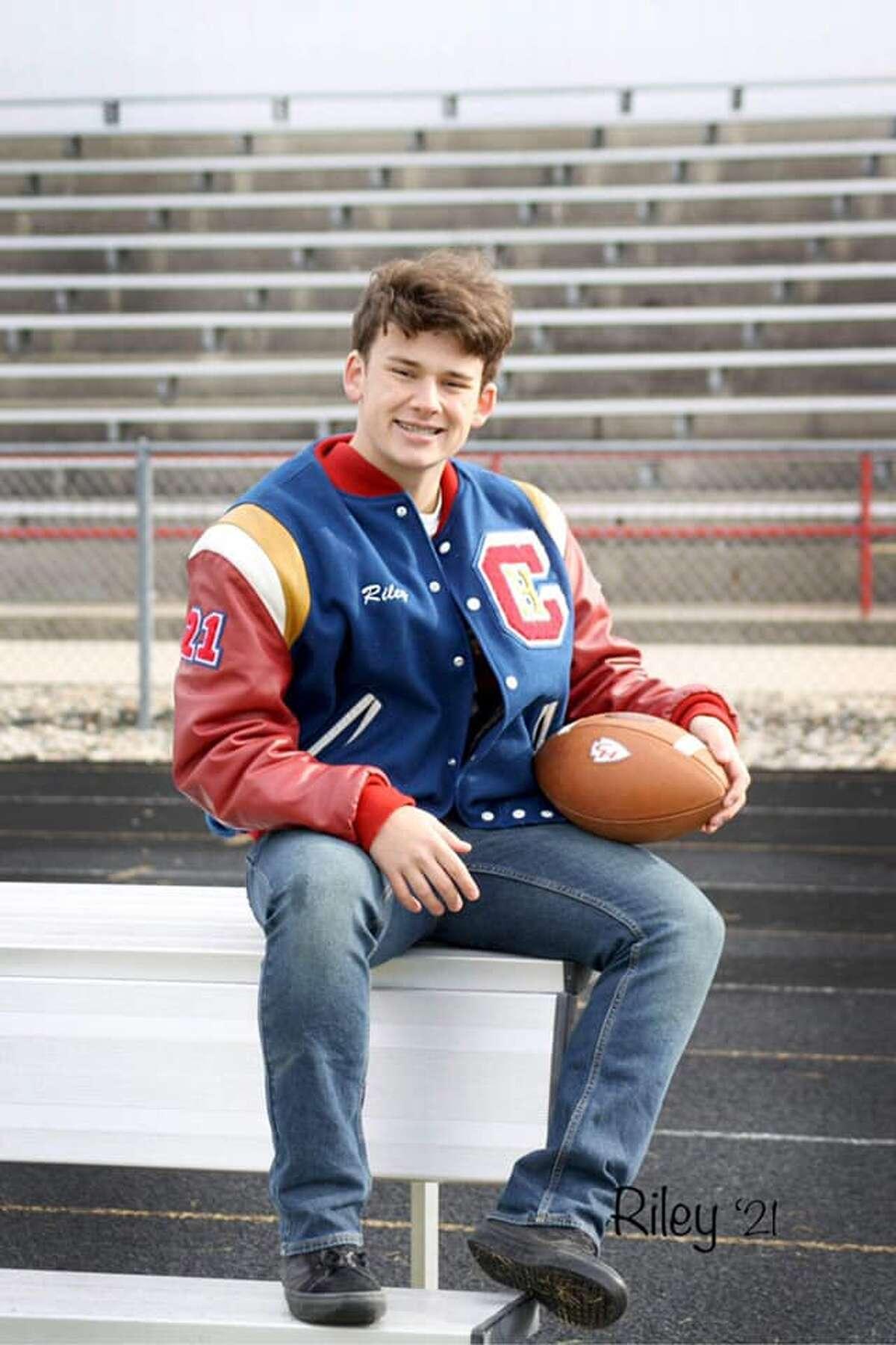 William Greene (Riley), Chippewa Hills High School