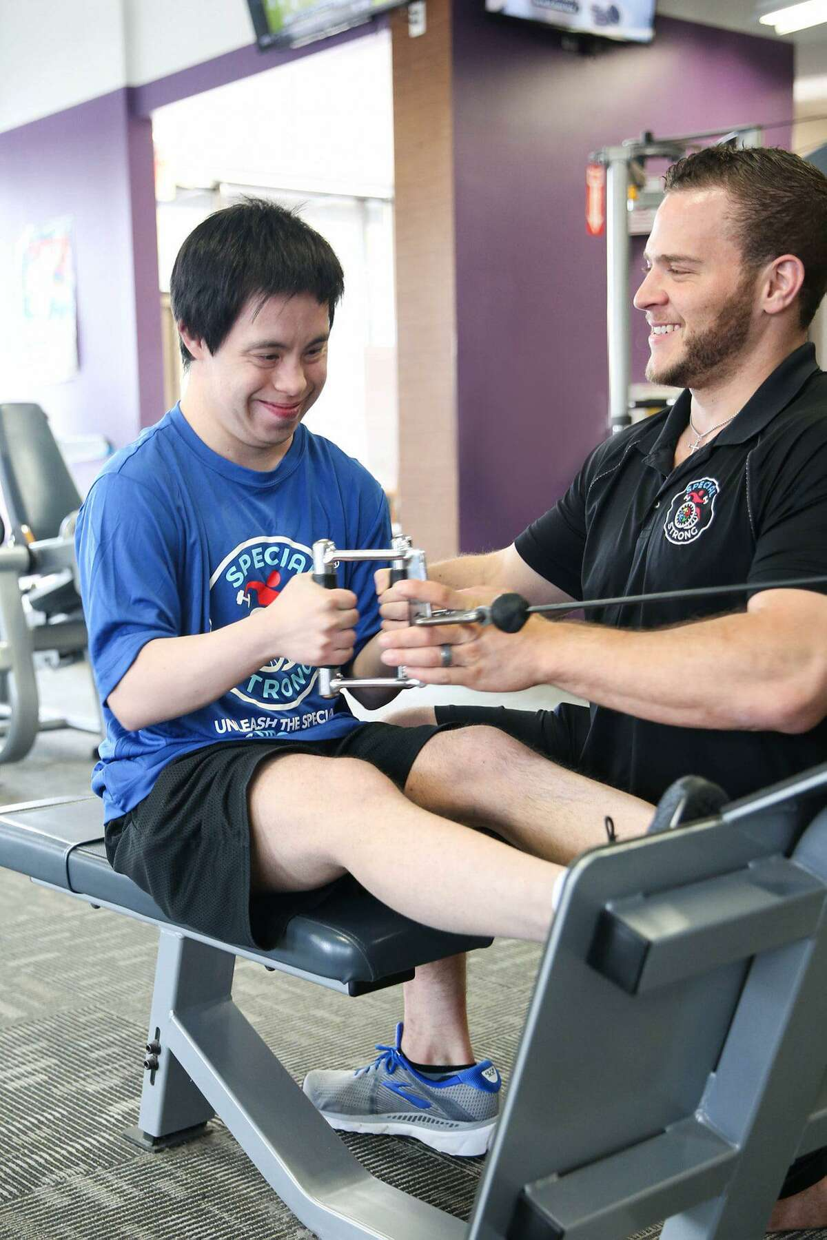 Special Strong will host a grand opening May 22 at Jumping World in League City. The event will provide a glimpse into its science-based adaptive fitness programs for children, adolescents, and adults with physical, mental and cognitive challenges.
