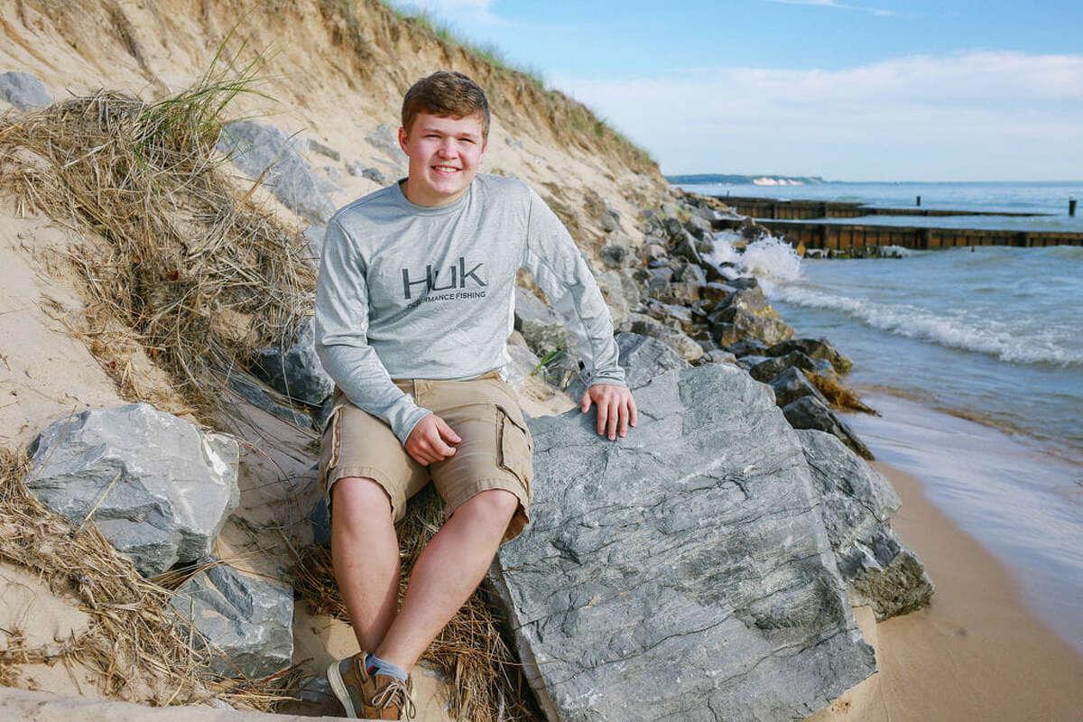 Zack Lemmon, Pine River High School