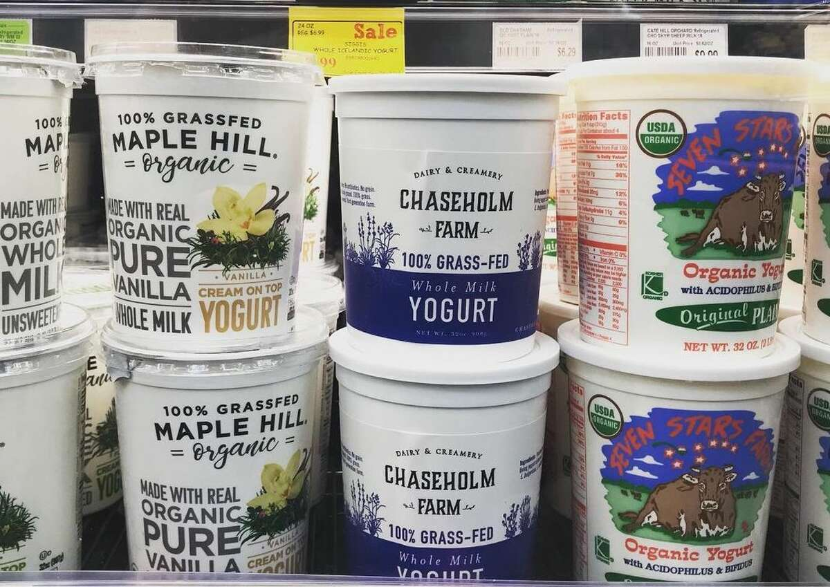New York state is the largest producer of yogurt in the country. Manufactured dairy products last longer and can travel further, and usually fetch a higher return. Chaseholm Farm's yogurt, for instance, is its