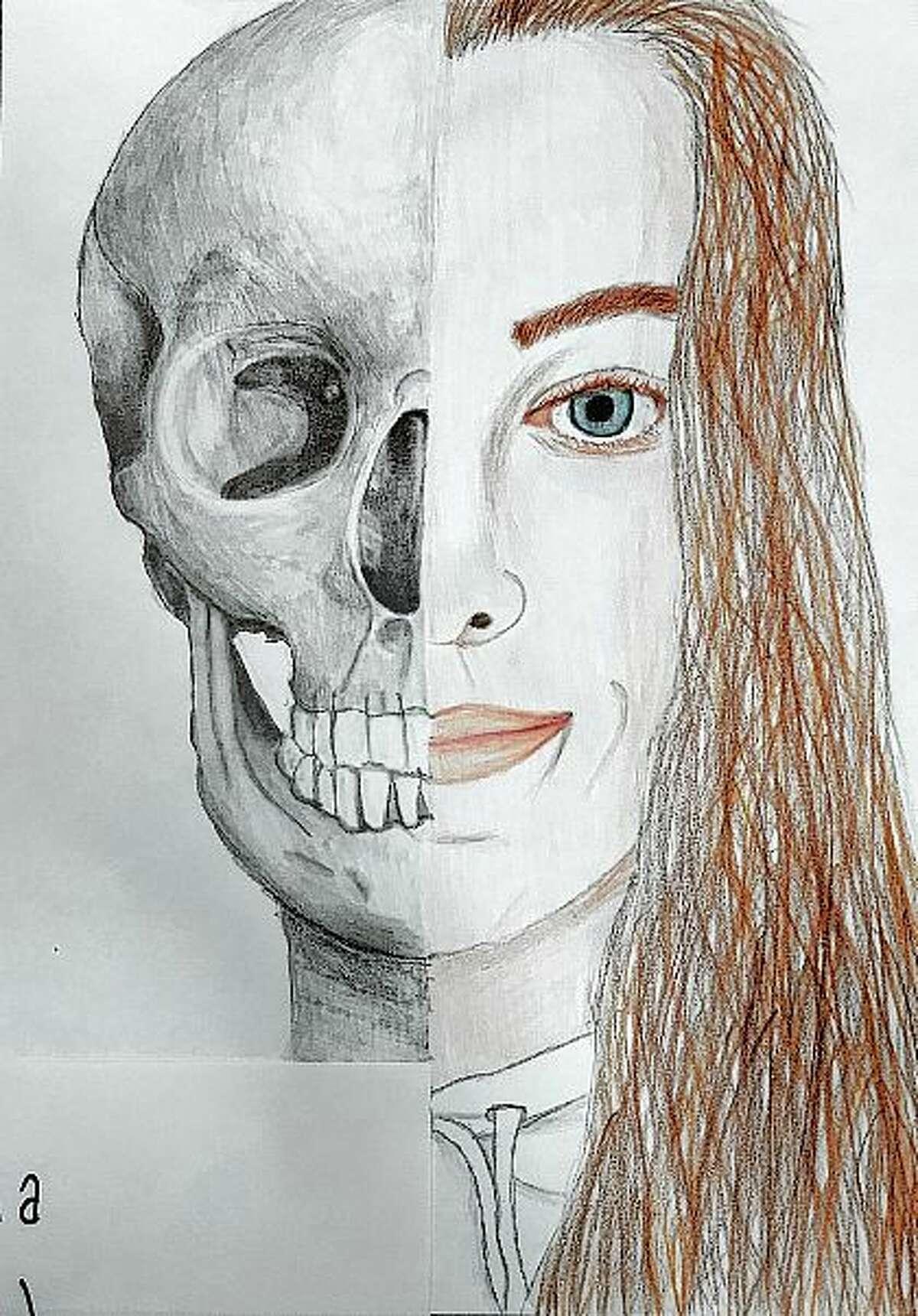 Art by Emma Points, junior.