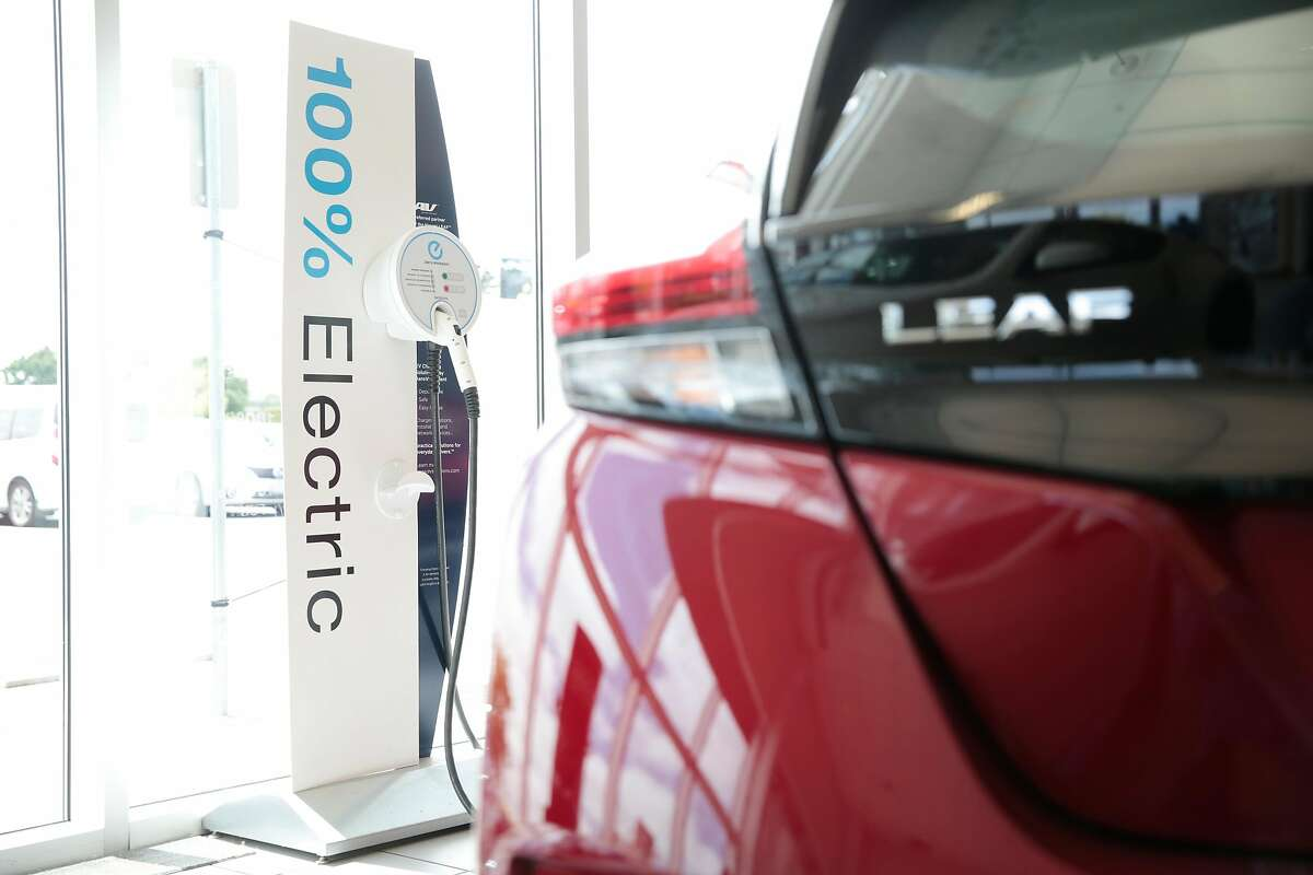 California's electric-car rebate program has run out of money, and buyers on a rebate wait-list may not get checks.