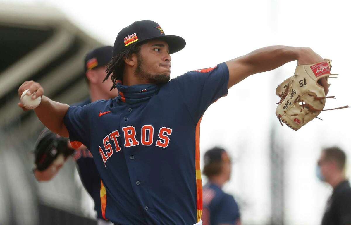 Astros pitching prospect Jairo Solis had Tommy John surgery this week, the third operation on his elbow in less than three years.