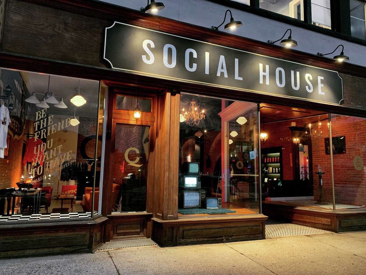 Social House on Main Street, Torrington, is a unique night spot that welcomes groups for private parties, and holds brunches and Pride Nights weekly. As pandemic restrictions continue to lift, the owners say they have lots of plans for the future.