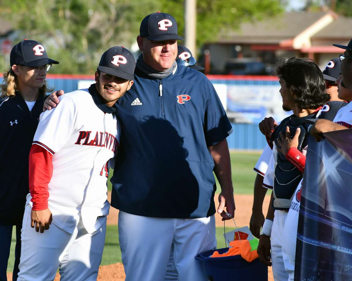Plainview defeated Amarillo Palo Duro 15-3 in a District 3-5A baseball game on Friday at Bulldog Park. The win was head coach Brandon Gilliland's 200th of his career.