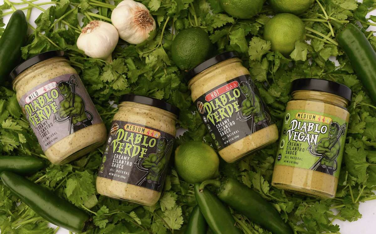 Alongside its popular Diablo Verde line, Katy-based 3SonsFoods has released its new Diablo Vegan sauces in mild, medium and hot. A portion of the sale price of the creamy cilantro sauces supports St. Francis Wolf Sanctuary in Navasota.