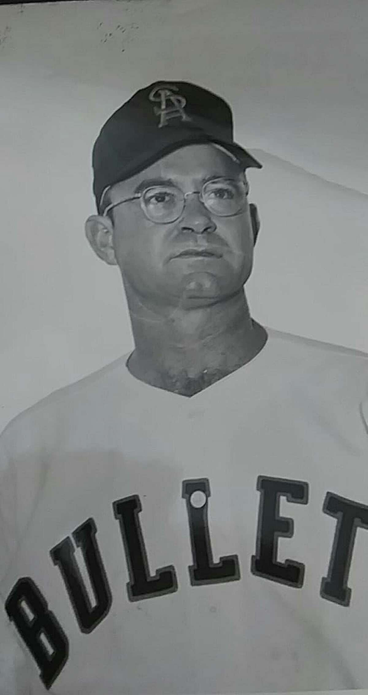 Clint Courtney, a one-time Major League baseball player, was a player-coach and occasional backup catcher for the short-lived San Antonio Bullets minor league team. It was affiliated with the Houston Colt .45s, which later became the Houston Astros. The Bullets existed for only two years, 1963 and 1964.