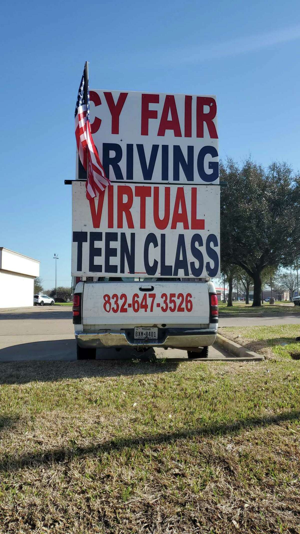 Cy Fair Driving School has locations in the Houston and Dallas areas.